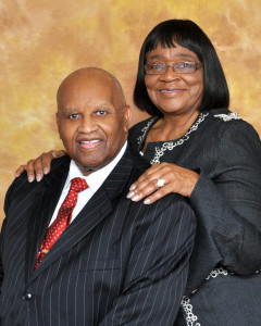 Bishop and Lady Reese